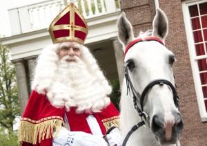 Intocht Sinterklaas- foto Roel Jorna