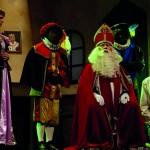 Sint in the spotlights & win theaterkaartjes