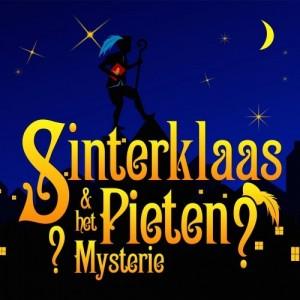 Poster Sinterklaas en het Pietenmysterie