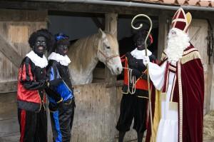 Sinterklaas in Archeon