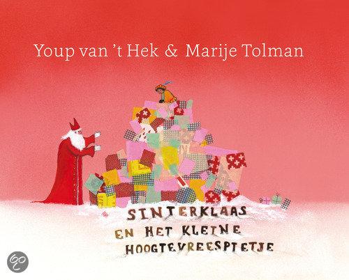 De allerleukste Sinterklaasboeken! Sinterklaas en het kleine hoogtevreespietje