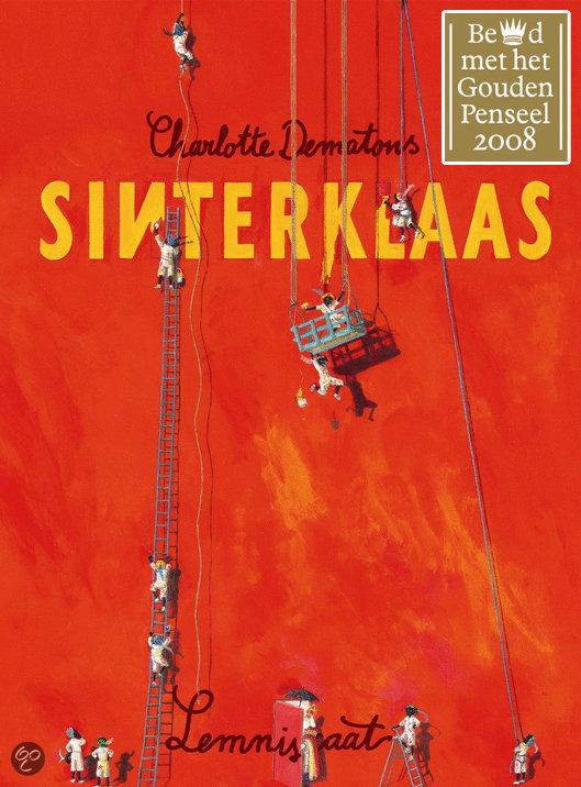 De allerleukste Sinterklaasboeken Sinterklaas van Charlotte Dematons