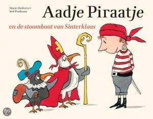 De allerleukste Sinterklaasboeken aadjepiraatje