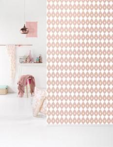 behang winkel van papier