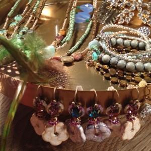 brass sieraden verzameling
