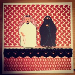 kleding mannen arabie