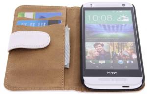 smartphone hoesje met visitekaartjes