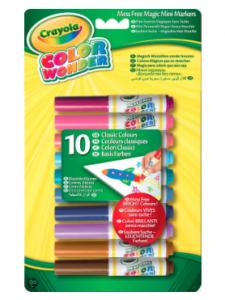 crayola stiften wonder
