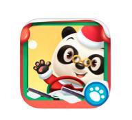 dr panda's kerstbus