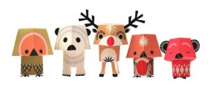 mibo christmas dieren