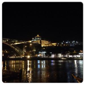 uitzicht op pont luiz porto