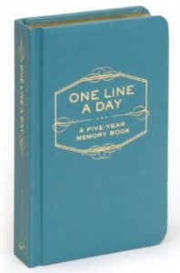 TIP one line a day