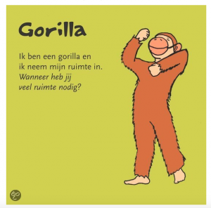 gorilla yogakaarten