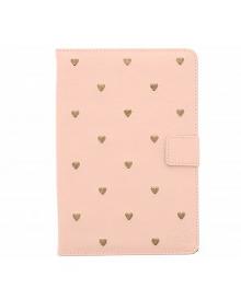 tablethoes roze hartjes