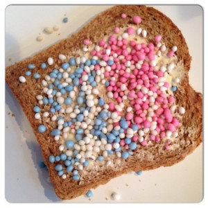 brood met muisjes