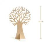 houten boom seizoen thema