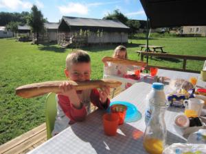 stokbrood op la place de famille