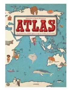 Atlas mizielinski