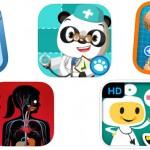 Apps over het het menselijk lichaam