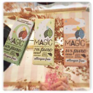 magic chocola