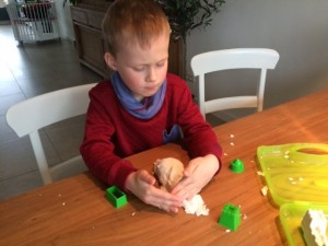 Super Sand Creativity bouwen