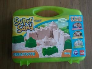 Super Sand Creativity koffer