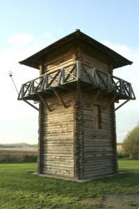 Wachttoren Castellum Hogewoerd