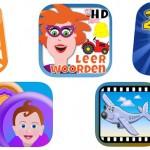 Apps die de woordenschat van kinderen verbeteren