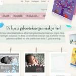 Maak en ontwerp je geboortekaartje zelf!