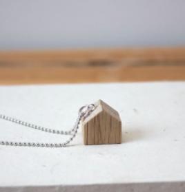 ketting houten huis