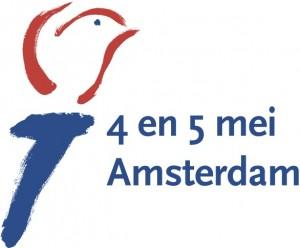 logo 4 en 5 mei Amsterdam