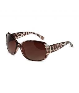 1. HM Zonnebril luipaardprint