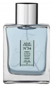 Azur fresh flesje