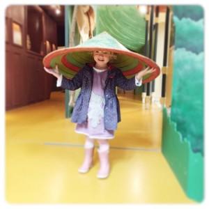 Lenthe grote hoed theemuseum