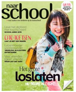 magazine naar school