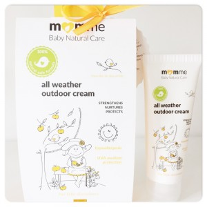 momme natural care zonnebrandcreme