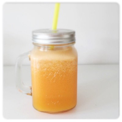 smoothie oranje