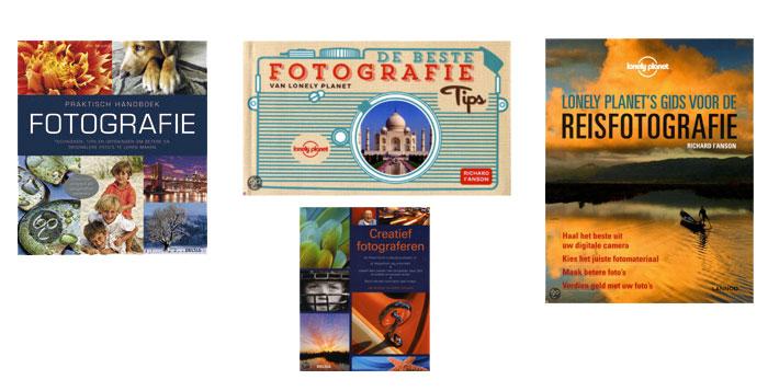 boeken over beter leren fotograferen