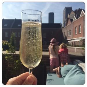 champagne omdat het kan