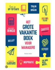 managers vakantieboek