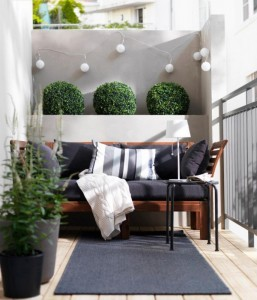 Balkon - Interiordesign.blogspot.com