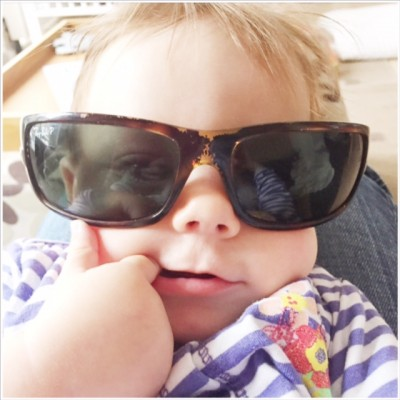 Fee zonnebril mama
