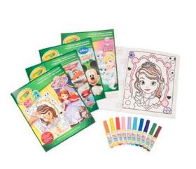 crayola kleurplaten