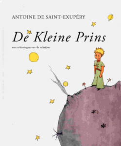 de kleine prins boek