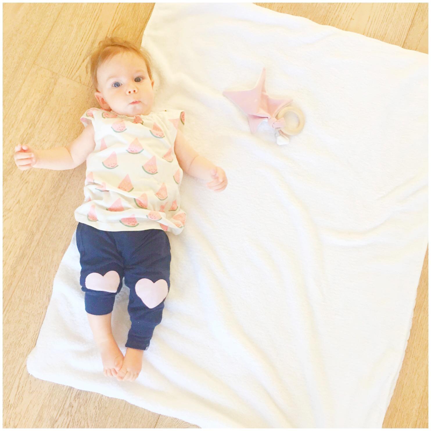 Baby Rug Naar Buik Draaien: Foto Weekoverzicht Judith #32