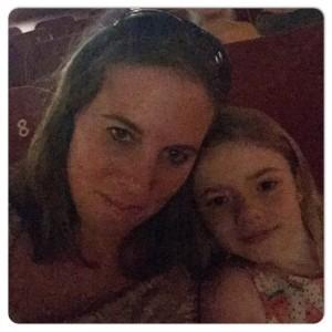 samen in de bioscoop bij de kleine prins