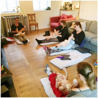 babymassage pure me retreats