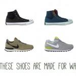 Schoenen trends voor mannen