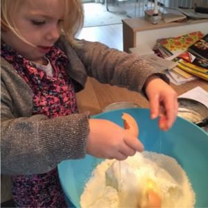 taart bakken lenthe