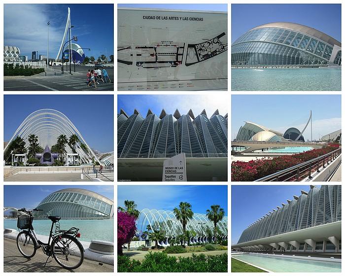 Valencia Ciudad de las artes y ciencias foto Denise Miltenburg H&H